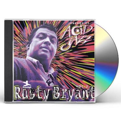 Rusty Bryant LEGENDS OF ACID 2 CD
