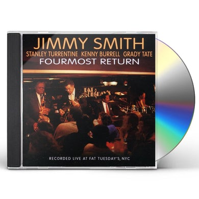 Jimmy Smith FOURMOST RETURN CD