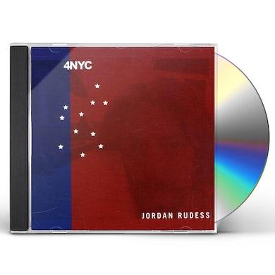 Jordan Rudess 4NYC CD