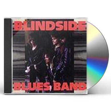 Blindside Blues Band CD