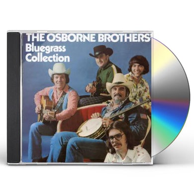 Osborne Brothers BLUEGRASS COLLECTION CD