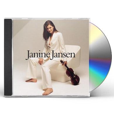 JANINE JANSEN CD