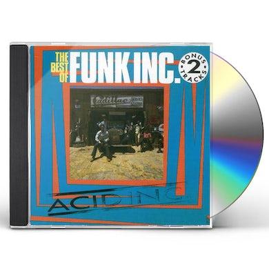 Funk Inc ACID INC CD