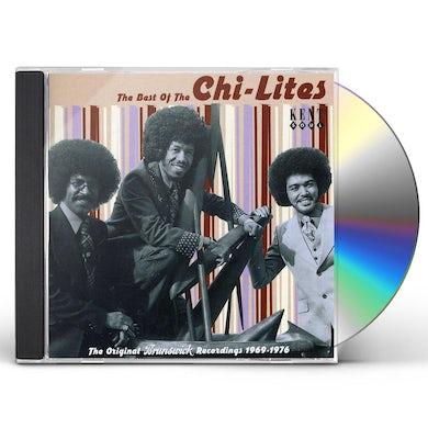 Chi-Lites BEST OF CD
