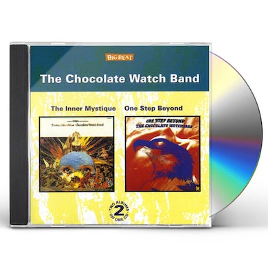 The Chocolate Watchband INNER MYSTIQUE / ONE STEP BEYOND CD