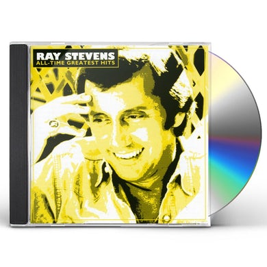 Ray Stevens ALL-TIME GREATEST HITS CD