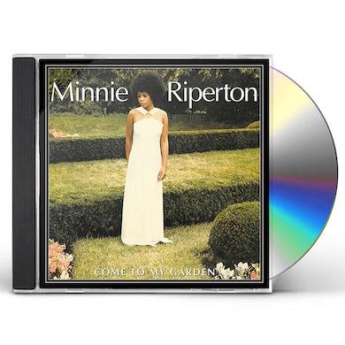 Minnie Riperton COME TO MY GARDEN CD