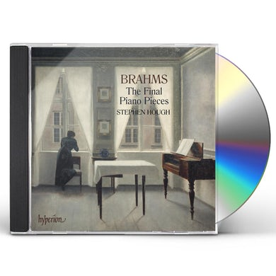 Brahms: The Final Piano Pieces CD