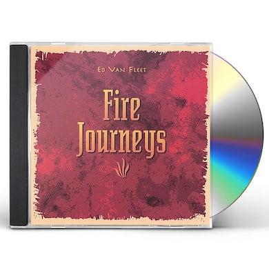 Ed Van Fleet FIRE JOURNEYS CD