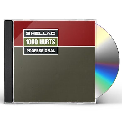 Shellac 1000 HURTS CD