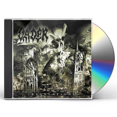 Vader REVELATION CD