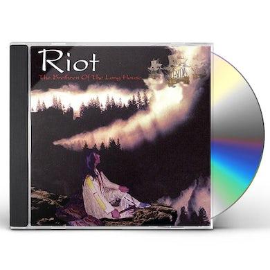 Riot BRETHREN OF THE LONG HOUSE CD