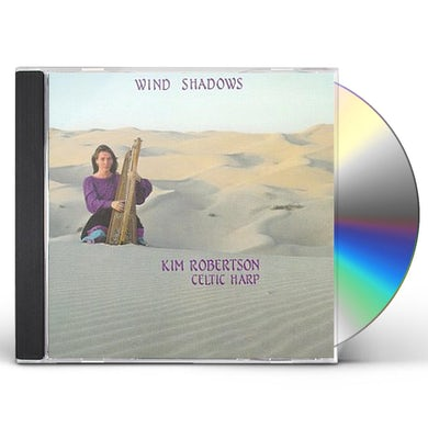 Kim Robertson WIND SHADOWS CD