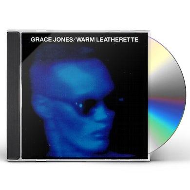 Grace Jones WARM LEATHERETTE CD