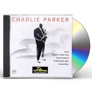 Charlie Parker JAZZ ROUND MIDNIGHT CD