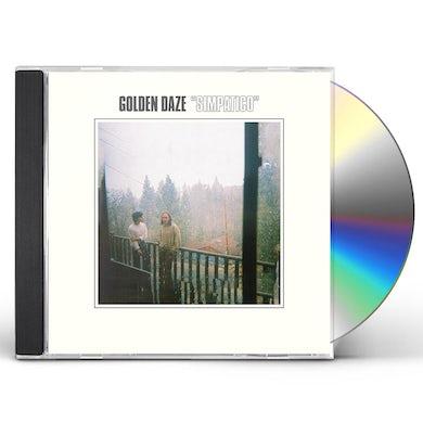 GOLDEN DAZE SIMPATICO CD