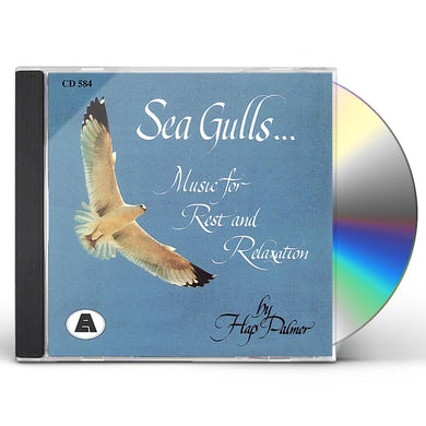 Hap Palmer SEA GULLS - MUSIC FOR REST & RELAXATION CD