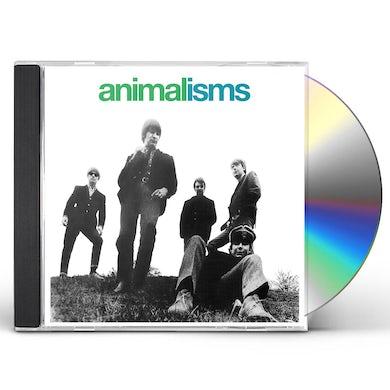 The Animals Animalisms CD