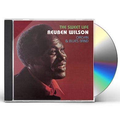 Reuben Wilson SWEET LIFE CD