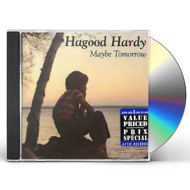 Hagood Hardy MAYBE TOMORROW CD