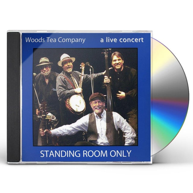 Woods Tea Company LIVE: COLLECTORS EDITION CD