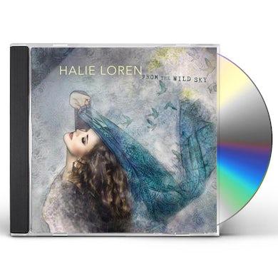 Halie Loren FROM THE WILD SKY CD