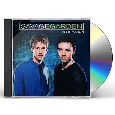 Savage Garden AFFIRMATION CD