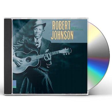 Robert Johnson KING OF DELTA BLUES CD