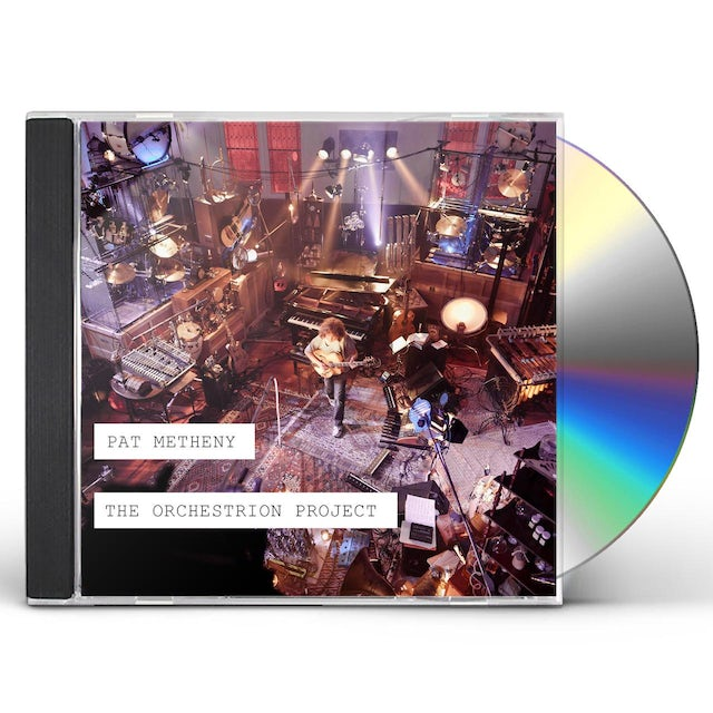 Pat Metheny Group ORCHESTRION PROJECT CD