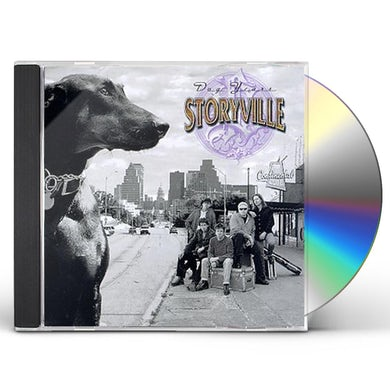 Storyville DOG YEARS CD