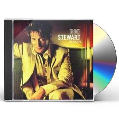 Rod Stewart HUMAN CD
