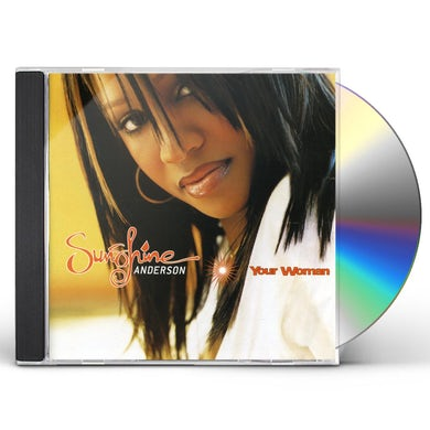 Sunshine Anderson YOUR WOMAN CD