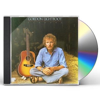 Gordon Lightfoot SUNDOWN CD