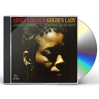 ABBEY LINCOLN / GOLDEN LADY CD