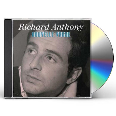 Richard Anthony NOUVELVAGUE CD