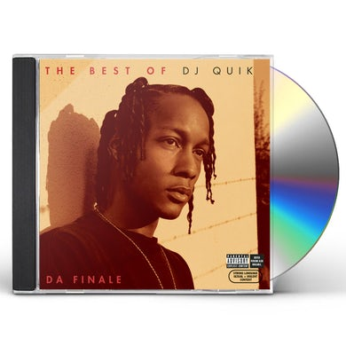 Dj Quik BEST OF CD