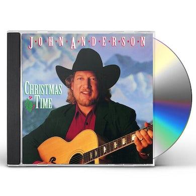 John Anderson CHRISTMAS TIME CD