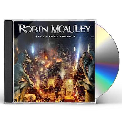 Robin McAuley Standing On The Edge CD
