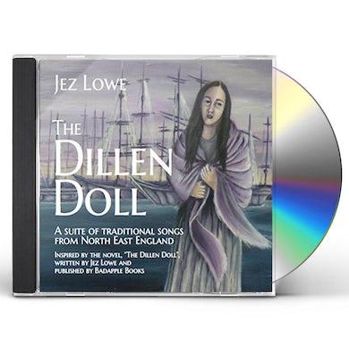 Jez Lowe DILLEN DOLL CD