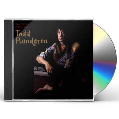Todd Rundgren VERY BEST OF CD