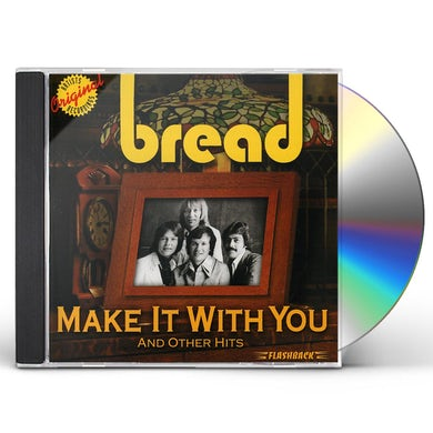Bread MAKE IT WITH YOU & OTHER HITS CD