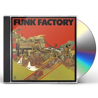 Funk Factory CD
