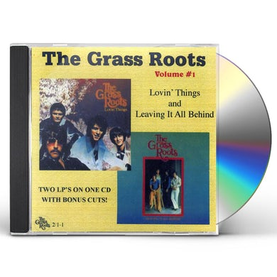 Grass Roots LOVIN THINGS / LEAVING IT ALL CD