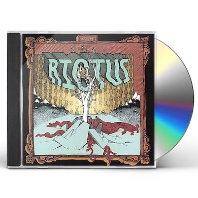 Rictus COLD COFFEE CHRONICLES CD