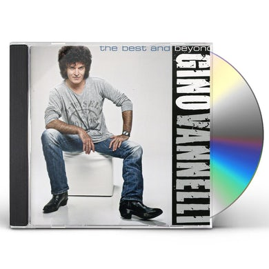 Gino Vannelli BEST & BEYOND CD