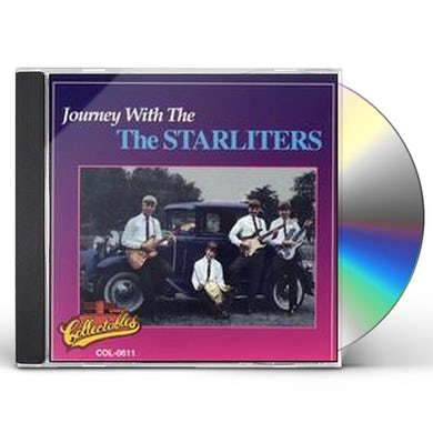 JOURNEY WITH THE STARLITERS CD