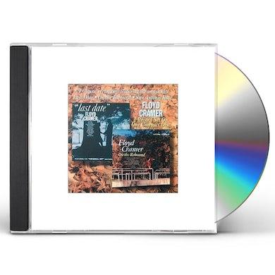 Floyd Cramer LAST DATE / ON THE REBOUND CD