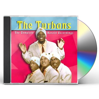 Turbans COMPLETE HERALD RECORDINGS CD