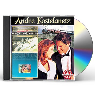 Andre Kostelanetz MURDER ON THE ORIENT EXPRESS: NEVER CAN SAY CD