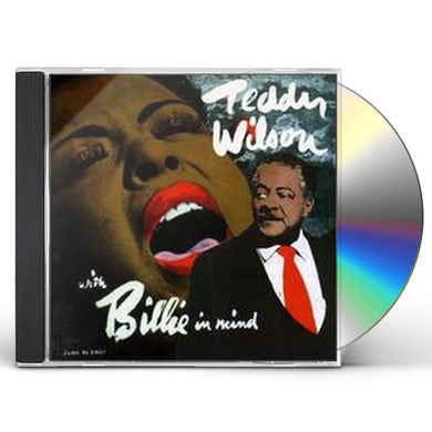 Teddy Wilson WITH BILLIE IN MIND CD